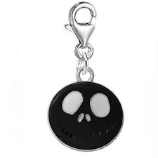 Nightmare Before Christmas Clip-on Pendant for European Charm Jewelry w/ Lobster