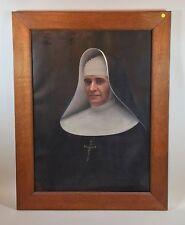 Portrait Mère supérieure