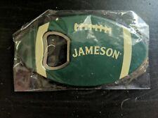 Jameson Metal Football Beer Opener *NEW* Irish Wiskey