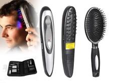 cepillo laser para la caida del pelo