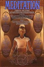 MEDITATION POSTER MANTRAS & KOANS