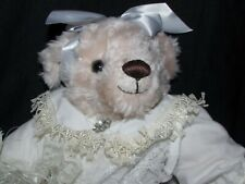 Teddy Bear The Bears Of Sagamore Hill Alice Lee Roosevelt Easter Lace Ribbons