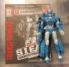 Transformers Generations War For Cybertron Siege Deluxe Chromia