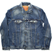 Levi's Levi Strauss Adult Mens Classic Denim Jean Trucker Jacket