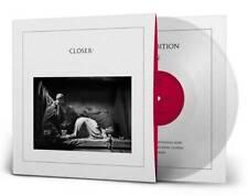 JOY DIVISION CLOSER 40th ANNIVERSARY 180 GRAM CLEAR VINYL LP (PRE-ORDER 17/7/20)