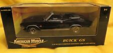1970 Buick GS Convertible BY Backyard Conversions BYC 1/18 ERTL - ONLY 1 - RARE