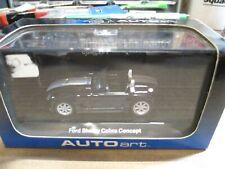 1 Auto Art 1/64 scale 2004 Ford Shelby Cobra Concept car