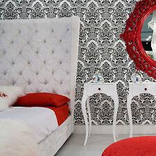 Flora Damask Wall Stencil Allover - Stencil for DIY Decor- Better Than Wallpaper