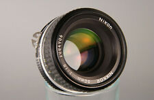 # NIKKOR 50 f/ 1,8 Ai Lichtriese Standardobjektiv Nikon TOP !!! #