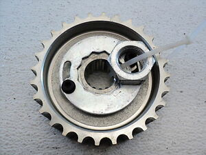 Indian Scout #7521 Front Drive Pulley
