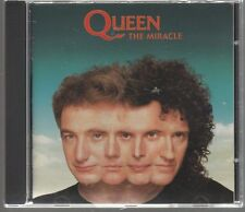 QUEEN THE MIRACLE CD COME NUOVO!!!
