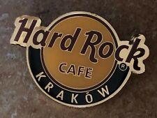 Hard Rock Cafe Classic Logo Magnet Krakow