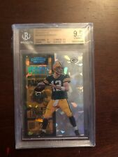 2012 Contenders Cracked Ice Aaron Rodgers Jersey # 12/20 BGS 9.5 Gem Mint Sp
