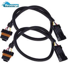 """24"""" LT1 Oxygen O2 Sensor LS1 LS6 LT4 Header Extension 4 Wire Flat Connector 2pcs"""