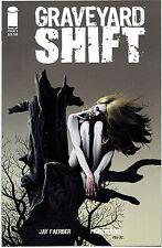 GRAVEYARD SHIFT #2 STANDARD COVER