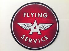 sticker autocollant aviation FLYING SERVICE