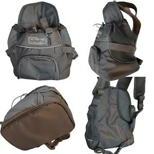 OUTWARD HOUND Pooch Pouch Front Carrier for Dogs Grey Small - 1 EXCELLENT