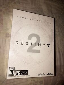 Destiny 2 Limited Edition for pc