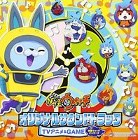 [CD] Yokai Watch Original Soundtrack 2 NEW from Japan