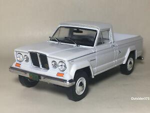 1965 Jeep Gladiator Pickup Truck 1:43 scale FSJ - IKA Argentina Limited Edition