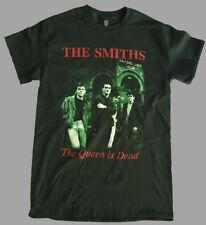 the smiths / Morrissey T-shirt The Queen Is Dead .. Size Large