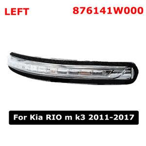 Wing Mirror Indicator Light Lens Cover For Kia RIO mk3 2011-2017 Passenger Side