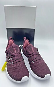 Adidas Cloudform Pure Women's Shoes  Maroon-Trace Maroon B43675 Size 5.5 US