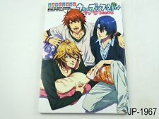 Uta no Prince Sama Maji Love 1000% Official Fanbook Japanese Artbook Japan Book