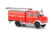 #47166 - Brekina Mercedes LAF 1113 TLF 16 hellrot - weiss - 1:87