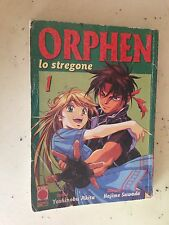 orphen lo stregone N° 1 hajime sawada planet manga