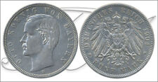 Alemania / Baviera  1904 KM00915-04 EBC / XF 5 Marcos 1904 D / Otto Koenig / 2
