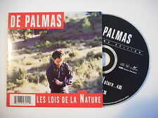 DE PALMAS : LES LOIS DE LA NATURE [ CD SINGLE PORT GRATUIT ]
