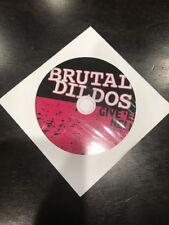 Brutal Dildos Give Em Hell CD RARE