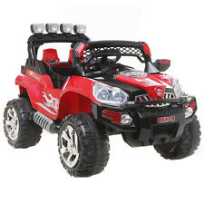 SUV Kids Ride On Car Electric Battery Parental Remote Control Jeep Toys Children