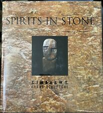 Spirits in Stone- Zimbabwe Shona Sculpture - by Hubert Ponter - free shipping