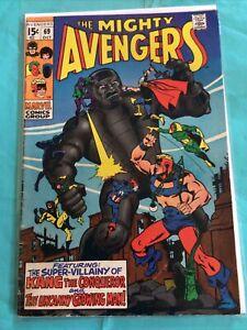 Avengers #69 Squadron Sinister
