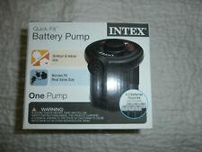 """Intex Quick-Fill 6 """"C"""" Battery Pump 68638WL"""
