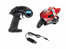 Remote Control Revell 2.4 Ghz Speed Devil Motorbike USB Red/White Colour Ages 8+