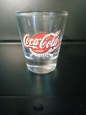 Coca Cola Collectible Shot Glass