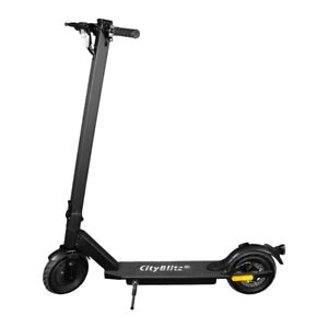 """CityBlitz E-Scooter Moove CB064SZ schwarz 8,5"""" Reifen geprüfte Gebrauchtware"""