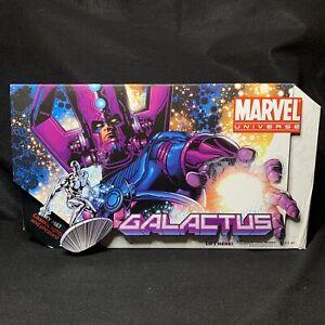 "Marvel Universe Masterworks 19"" Galactus & Silver Surfer! New Hasbro Legends"