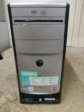 emachines E4034, 40GB HDD, Ati Chipset, 1GB DDR2, pentium 4 3Ghz, Hirens Boot CD