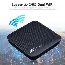 M8S PRO L ATV TV BOX Media Player Android 7.1 3+32GB 4K WIFI BT Bluetooth OTA