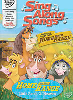 Disney - Sing Along Songs Home On The Range DVD