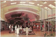 West Mall, Chris-Town Shopping Center in Phoenix AZ Postcard 1965
