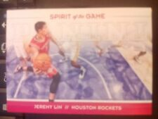 2012-13 Panini Spirit of the Game #2 Jeremy Lin MINT