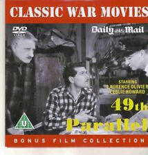 "War Movies     ""  49th Parallel  "" Sellers Bargains"