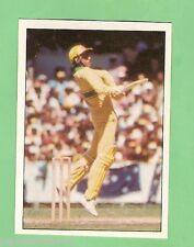 1985 SCANLENS CRICKET STICKER #127  SIMON O'DONNELL, AUSTRALIA