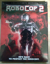 Robocop 2 Blu-Ray NEW/SEALED WITH SLIPCOVER Scream Factory