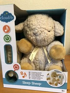 Cloud B Sleep Sheep Sound Soother for Baby